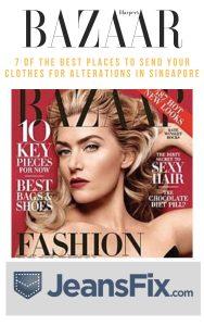 Best Endorsed Jeans Alteration Singapore