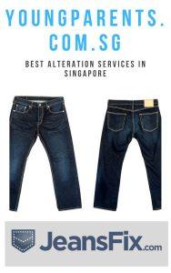 Best Jeans Alteration Service Singapore